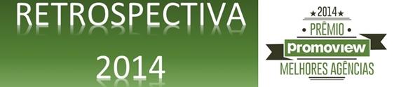Vem aí a retrospectiva 2014 dos melhores cases