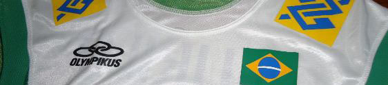 Loja própria da Olympikus irá vender uniforme do vôlei