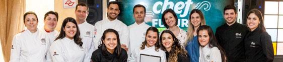 BRF Food Services apresenta ganhador do Chef do Futuro