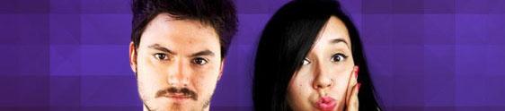 Icekiss promove desafio entre Felipe Neto e Bruna Vieira