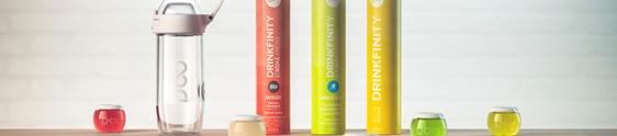 PepsiCo apresenta o sistema de hidratação Drinkfinity