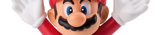 Personagens do Super Mario chegam ao McDonald's