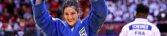 Mayra Aguiar volta ao topo do ranking de judô
