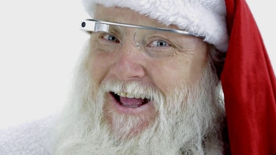 papai noel iguatemi google glass