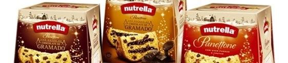 Nutrella apresenta panetones com chocolate de Gramado