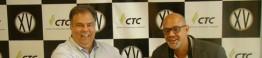 Gustavo Leite, Presidente do CTC e Rodrigo Boaventura, Presidente do XV_d