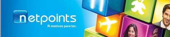 Netpoints leva trailer de troca de pontos as ruas