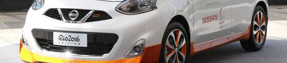 Nissan patrocinará o Revezamento da Tocha Olímpica