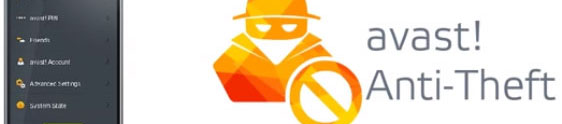 Aplicativo da Avast! localiza smartphone roubado