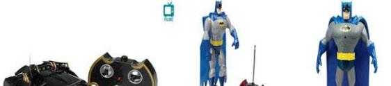Candide apresenta lançamentos da linha do Batman