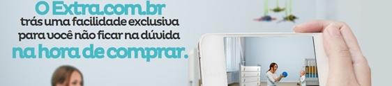 Extra.com.br inova em aplicativo para celular