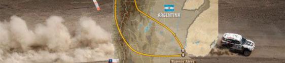 Argentina comemora resultados do Rally Dakar