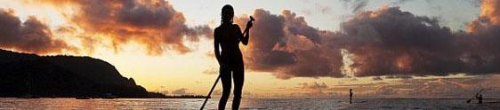 Mercado de stand up paddle está em alta