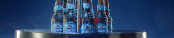 Turbo Freezer é a novidade da Antarctica Sub Zero