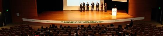 Six Sigma Brasil 2015 confirma novos palestrantes