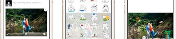 Stickers em fotos é a novidade do Facebook