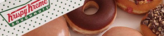 Krispy Kreme comemora aniversário distribuindo donuts