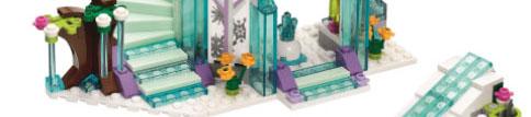 Lego traz para o Brasil o Castelo de Gelo de Elsa