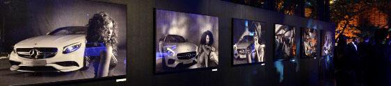 Sofisticação e tecnologia no Mercedes-Benz Top Night