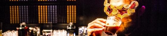 Pepper ativa Nespresso no Baile de Gala da Vogue
