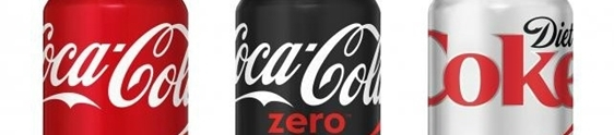 Coca-Cola apresenta novo visual para mercado europeu