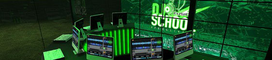 "Fusion Energy Drink leva o ""DJ Studio"" ao Lollapalooza"