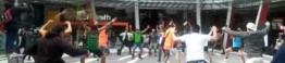 Haka Flashmob d