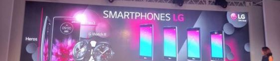 LG apresenta as novidades para 2015 no Digital Experience