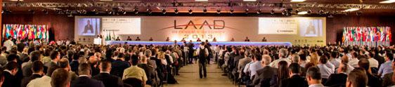 Riocentro recebe a edição 2015 da Laad Defence