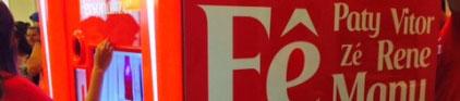 Coca-Cola personaliza as Minigarrafinhas da Galera