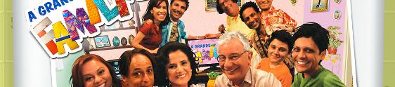 App da Globo monta 'A Grande Família' dos internautas