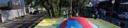 arte de rua curitiba tintas coral pista de skate 2 d