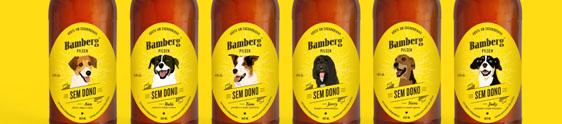 Bamberg inova no rótulo de marca de cerveja