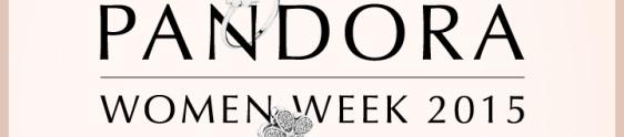 "Pandora promove o ""Women Week"""