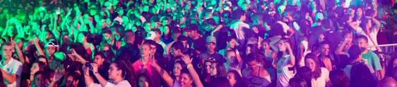 Just Dance é uma das atrações do Hopi Night 2015