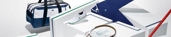"Lacoste leva o seu ""beautiful tennis"" para Miami"