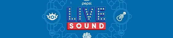 """Gael coloca em ação o """"Pepsi Live Sound"""" no Lollapalooza"""