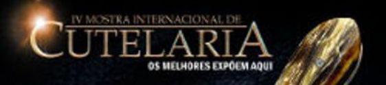 SP recebe a Mostra Internacional de Cutelaria