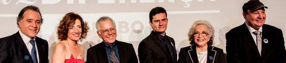 O Globo realiza entrega do Prêmio Faz Diferença
