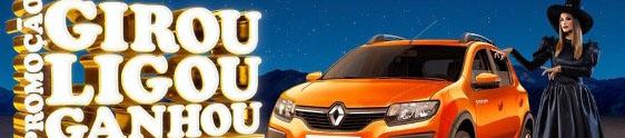 """Renault coloca em ação o """"Girou, Ligou, Ganhou"""""""
