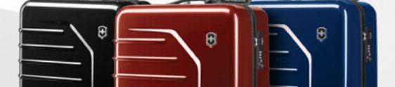 RP1 é a nova agência da Victorinox Travel Gear