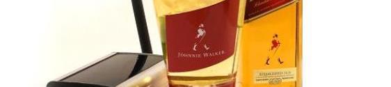 "Johnnie Walker apresenta o ""Copo audacioso"""