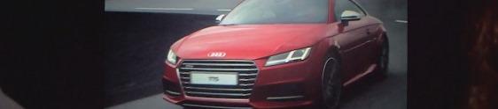 Audi leva test-drive para dentro de sala de cinema