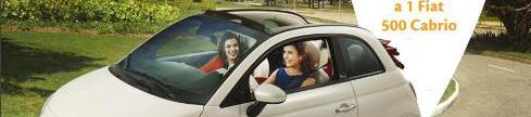 Promo de Dia das Mães do Riosul tem carro conversível