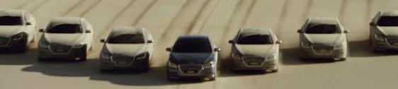 Hyundai envia mensagem ao espaço usando seus carros
