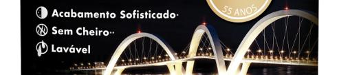 Lata de Suvinil celebra os 55 anos de Brasília