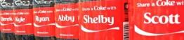 Share a coke 2 d