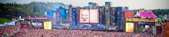 Skol Beats transmite Tomorrowland ao vivo