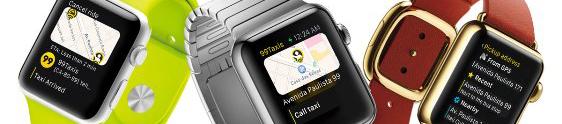 99Taxis cria aplicativo para o Apple Watch