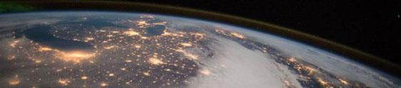 Nasa homenageou o Dia da Terra nas redes sociais